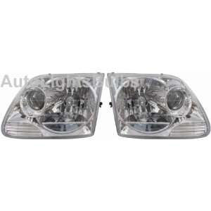 2000 2001) / 97 02 (98 99 00 01) Ford Expedition Headlight Assembly