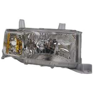 OE Replacement Scion XB Passenger Side Headlight Lens