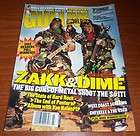 MARCH 2005 GUITAR WORLD  DIMEBAG DARRELL ABBOTT TRIBUTE MAGAZINE & CD