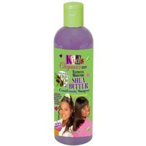 Best KIDS ORGANICS SHEA BUTTER CONDITIONING SHAMPOO 12oz Beauty