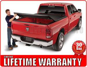 Tri Fold Tonneau Cover 2005 2012 Toyota Tacoma 6ft Bed