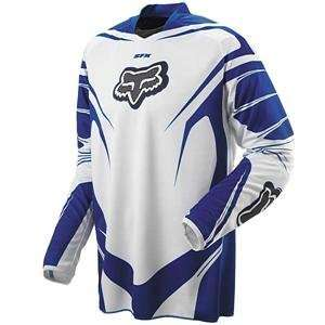 Fox Racing SFX Jersey   2008   X Large/Blue Automotive