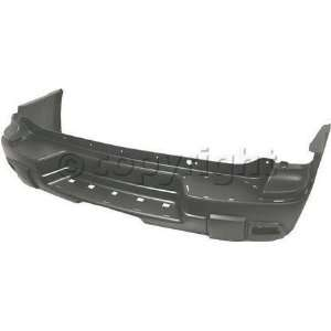 BUMPER COVER chevy chevrolet TRAILBLAZER 02 04 EXT rear