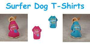 SURFER DOG   Tee Shirts for Dogs   7 Sizes Low Prices