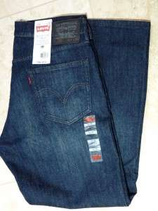 NEW Levis Mens 559 Relaxed Straight Leg Jeans 30 38x30 34 Different