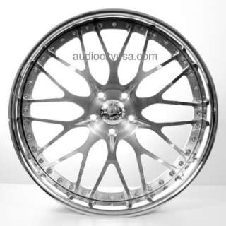 20inch Custom Forged 3Pc Wheels Rims, For BMW Mercedes,Camaro,Audi