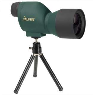 Alpen Outdoor 20x50 Waterproof Mini Spotting Scope 711 637148107119