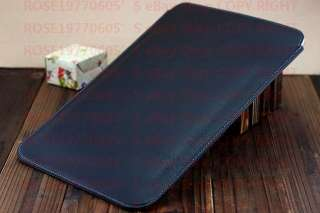 Leather Case Sleeve Pouch f Genuine Apple MacBook Air 13 inch