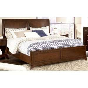 Essex Low Profile Full Sleigh Bed   American Drew
