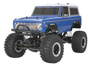 NEW Tamiya 1973 Ford Bronco 4x4 CR 01 Kit 58436 NIB 4950344584369