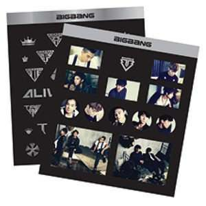 Korea Star Goods  BIGBANG ALIVE Tour 2012 Official Goods