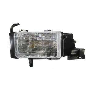 Dodge Ram Driver & Passenger Side Replacement Headlights Automotive
