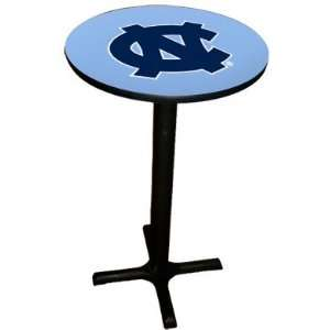 UNC High Pub Table w/Black x base