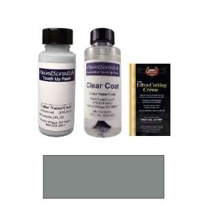 Grey (matt) Metallic Paint Bottle Kit for 1998 Mercedes Benz Matt