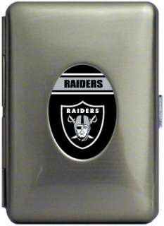 OAKLAND RAIDERS MULTI PURPOSE CASE FREE ENGRAVING
