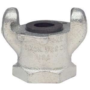 Dixon Valve Air King AMC1 Iron Air Fitting, 2 Lug Universal Coupling