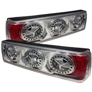 Auto ALT TS FM87 LED C Ford Mustang Chrome LED Tail Light Automotive