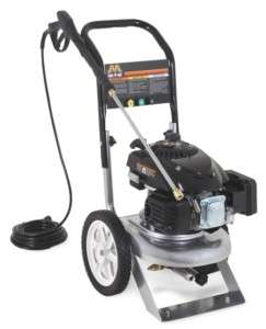 MI T M COLD WATER PRESSURE WASHER 2600 PSI CALIFORNIA