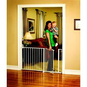 Regalo Maxi Super Wide Walk thru Metal Gate