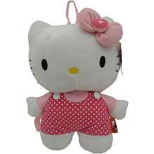 Hello Kitty Plush Backpack   Fashion Accessory Bazaar