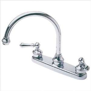 Price Pfister Savannah two handle kitchen faucet T36 84SS