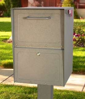 MailCase High Quality Locking Mailbox   WATCH VIDEO DEMO