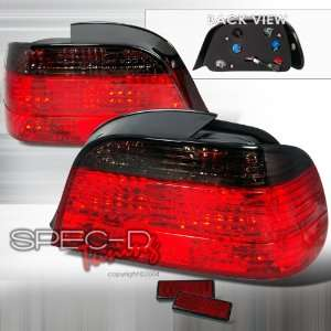 95 01 BMW E38 4Dr Altezza Tail Lights  Smoke Clr