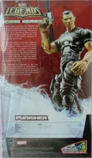 Marvel Legends Icons Series PUNISHER Hasbro 16 Figure