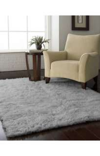 Natural Greek Flokati Shag Rug Carpet Grey 8x10 Wool