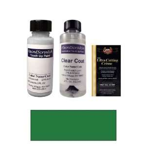 2 Oz. Forest Green Metallic Paint Bottle Kit for 1998 GMC