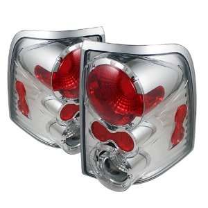 Ford Explorer 4 Door/Mercury Mountaineer Chrome Altezza Tail Light
