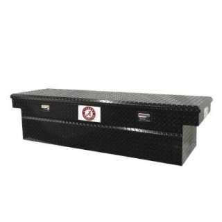 Tradesman 71 in. Aluminum Cross Bed Truck Tool Box TALF591BK