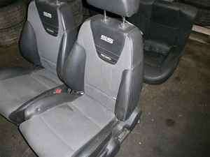 06 09 Chevy Cobalt Front Rear Seats Leather Recaro