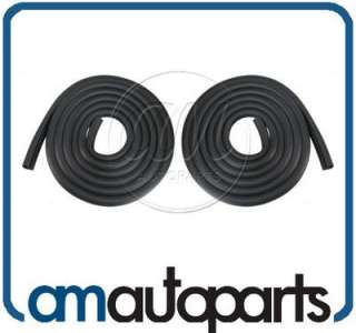 73 79 Ford Bronco Pickup Truck F series Rubber Door Weatherstrip Seals