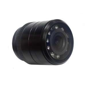 170 Degree Bumper Fit Flush Mount Style CCD Color Camera