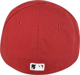 Houston Astros Brick Red Alternate Authentic On Field 59FIFTY Fitted