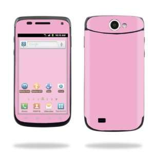 Android Smartphone Cell Phone Skins Glossy Pink Cell Phones