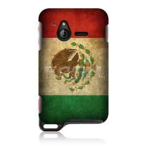 Ecell   HEAD CASE MEXICO MEXICAN FLAG MATT SNAP BACK CASE