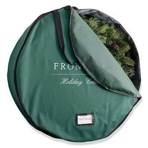 Artificial Christmas Wreath Storage Bag   36   Frontgate