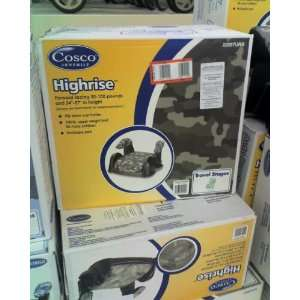 Cosco High Rise Booster Seat   Camo Baby