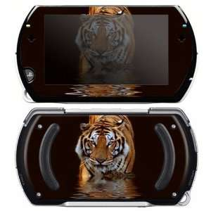 Sony PSP Go Decal Skin   Fearless Tiger