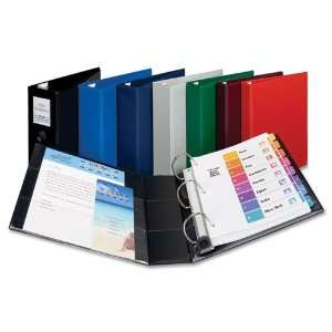 Avery Products   Avery   Heavy Duty Vinyl EZD Reference Binder