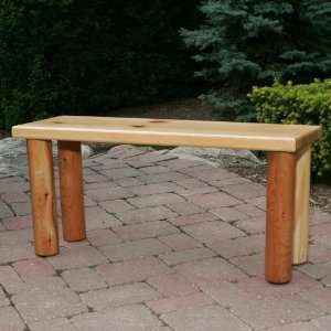 Collection Food & Fun Table Bench   Unfinished
