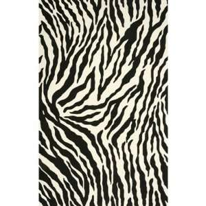Sawgrass Mills Safari Black Rug   Medium 5x8