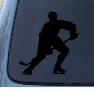 HOCKEY   Skating Sport   Car, Truck, Notebook, Vinyl Decal Sticker