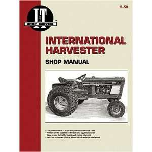 International Harvester Shop Manual Models Intl Cub 154 Lo Boy