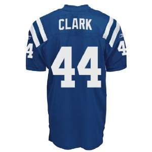 Indianapolis Colts NFL Jerseys #44 Dallas Clark BLUE