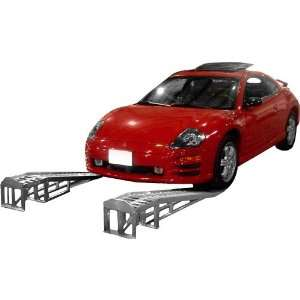 66 Low Profile Sports Car Lift Service Ramps Automotive