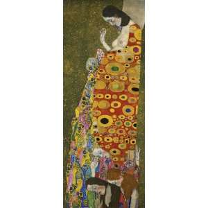 Klimt Hope Wooden Jigsaw Puzzle Toys & Games