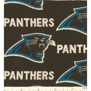 Official Licensed by NFL   Carolina Panthers   Cotton
